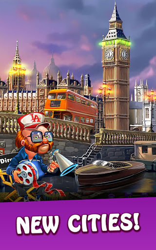 Magica Travel Agency: Match 3 Games, Jigsaw Puzzle  screenshots 5
