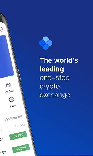 OKEx - Bitcoin/Crypto Trading Platform android2mod screenshots 2