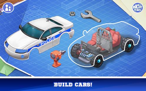Kids Cars Games! Build a car and truck wash! 3.0.22 screenshots 2