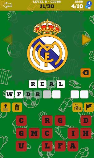 Quiz Football Logo 2021 Clubs and National Teams u26bd 1.0.16 screenshots 1