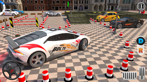 Car Driving Parking Offline Games 2020 - Car Games screenshots 1