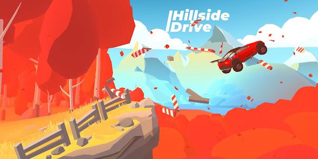 hillside drive – hill climb hack