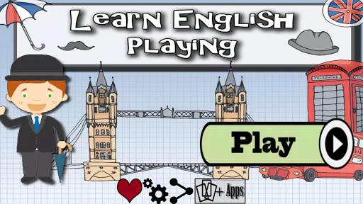 learn english playing screenshot 1