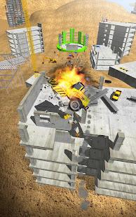 Construction Ramp Jumping - Screenshot 2