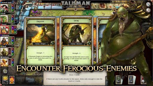 Talisman  screenshots 2