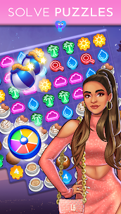 Matchmaker Mod Apk: Puzzles and Stories (Unlimited Diamonds) 5