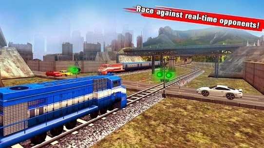 Train Racing Games 3D 2 Player MOD APK (Unlimited Money) 10