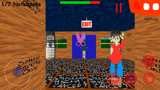 Playtime Swapped Mania Scary Angry Math Teacher  screenshots 11