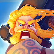 App Icon for Black Deck - Card Battle ССG Game App in Spain Google Play Store