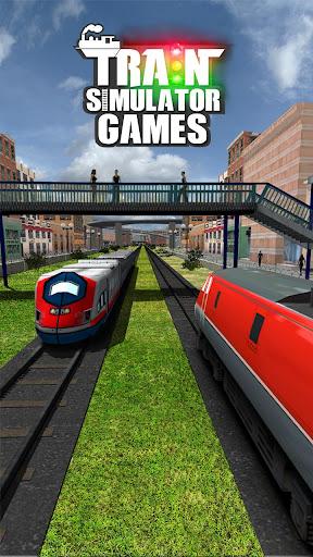 Train Games Simulator : Indian Train Driving Games 4.5 Screenshots 24