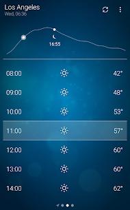 Weather Premium MOD APK by MacroPinch 4