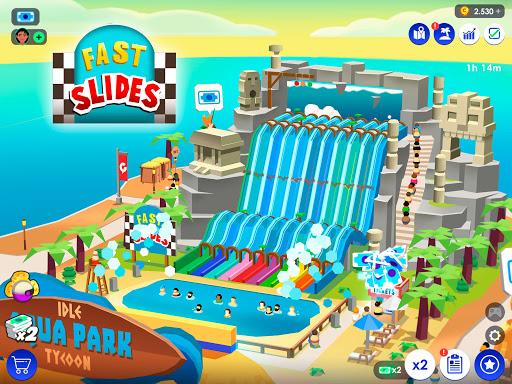 Idle Theme Park Tycoon - Recreation Game  screenshots 13