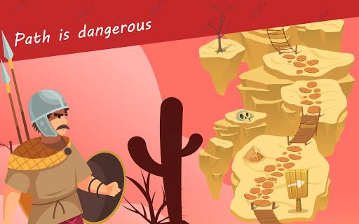 Heroes - A Desert Adventure Match3 game APK MOD (Astuce) screenshots 2