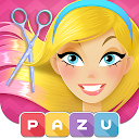 Girls Hair Salon - Hairstyle makeover kids games