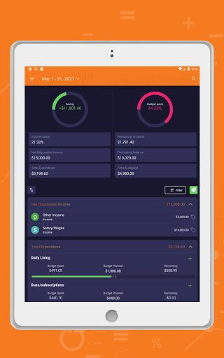 Monthly Budget Planner & Daily Expense Tracker apktram screenshots 15