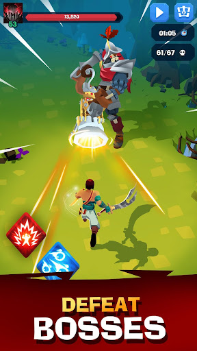 Mighty Quest For Epic Loot - Action RPG screenshots 2