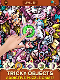 Find It - Find Out and Hidden Objects