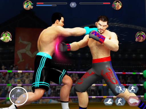 Tag Team Boxing Game: Kickboxing Fighting Games 2.9 Pc-softi 10
