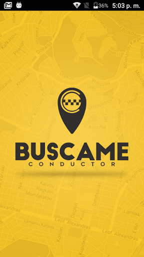 buscame conductor screenshot 1