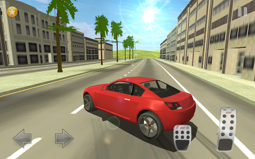 Real City Racer Apk 1