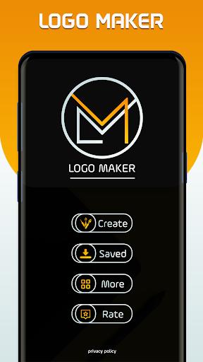 Logo Maker - Logo Creator, Generator & Designer 3.7 Screenshots 1