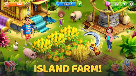 Bermuda Adventures Island Farm Apk 3