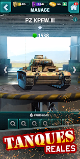 Schermata Atari Combat: Tank Fury