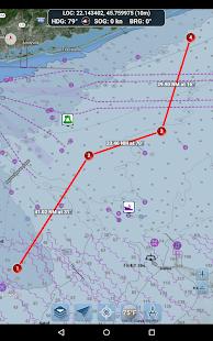 Marine Ways - Free Nautical Charts