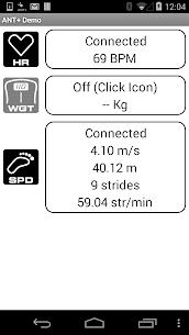 ANT+ Enabler 3.00 MOD + APK + DATA Download 3