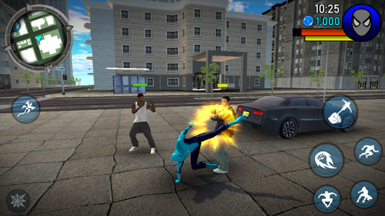 Power Spider 2 : Parody Game 11.0 Screenshots 3