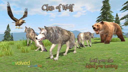Clan of Wolf  screenshots 1