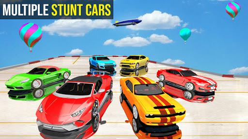 Mega Ramp Car Racing Stunts 3d Stunt Driving Games android2mod screenshots 9