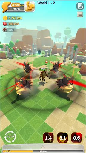 Red Shoes: Wood Bear World screenshots 8