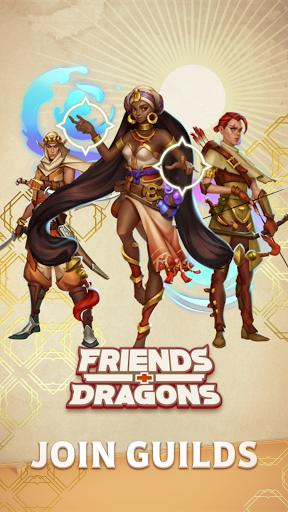 Friends & Dragons 0.19.74 screenshots 7