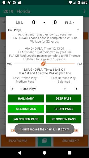 football coach 2 screenshot 2