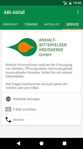 ABI-Abfall 2.1.7.0 Screenshots 4
