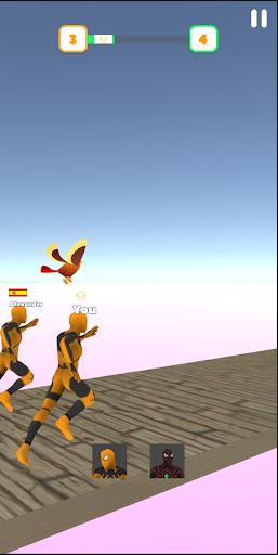 Super Hero Transform Race - Spider Racing Game 3D  screenshots 4