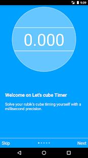 Let's Cube Timer