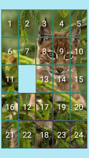 Funny Number Puzzles Sliding Tiles 3.20 screenshots 13