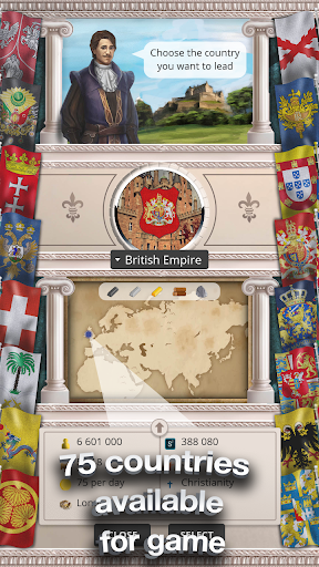 Europe 1784 - Military strategy apkpoly screenshots 5