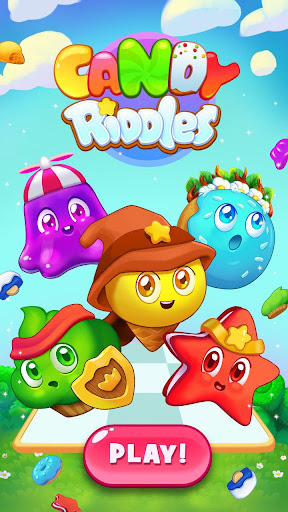 ud83cudf53Candy Riddles: Free Match 3 Puzzle  screenshots 6