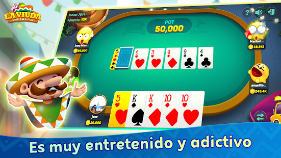 La Viuda ZingPlay: El mejor Juego de cartas Online 1.1.32 APK screenshots 18