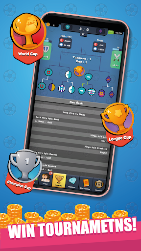 Idle Soccer Tycoon - Free Soccer Clicker Games 3.1.6 screenshots 3