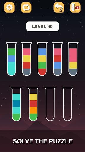 Color Sort Puzzle  screenshots 3