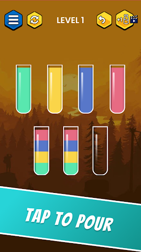 Water Sort Puzzle: Color Sort Puzzle & Liquid Sort  screenshots 1