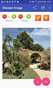 Sharpen Image MOD APK (Pro Feature Unlock) Download 3