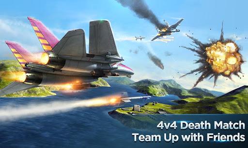 Modern Air Combat: Team Match screenshots 2
