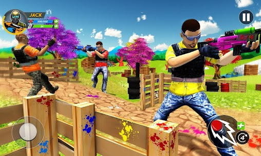 Paintball Shooter Fight: Color For Pc (Windows 7, 8, 10 & Mac) – Free Download 1