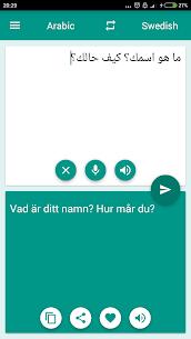 تحميل مترجم عربي سويدي فوري 2