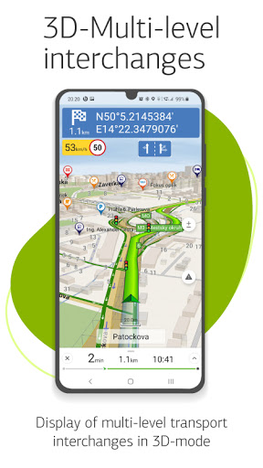 Navitel Navigator GPS & Maps v11.8.608 Screenshots 5
